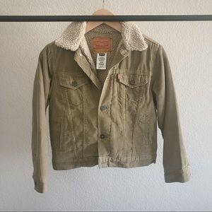 [NEW] Levi's fur jacket